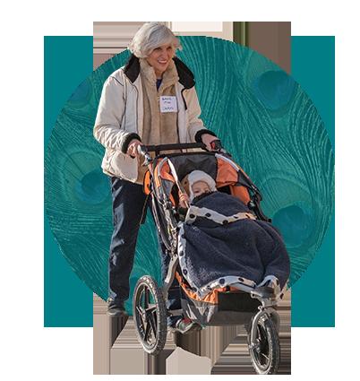 Stroller Safari Icon