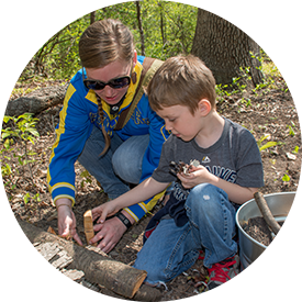 Early Childhood &Amp; Nature Play Partnership