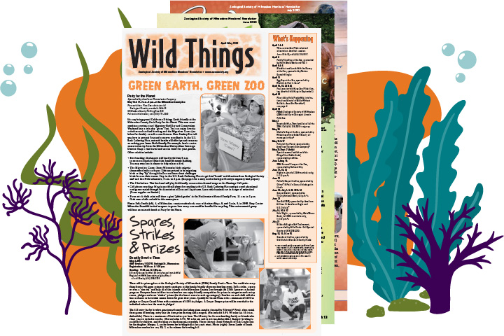 Wild Things Newsletter Archive