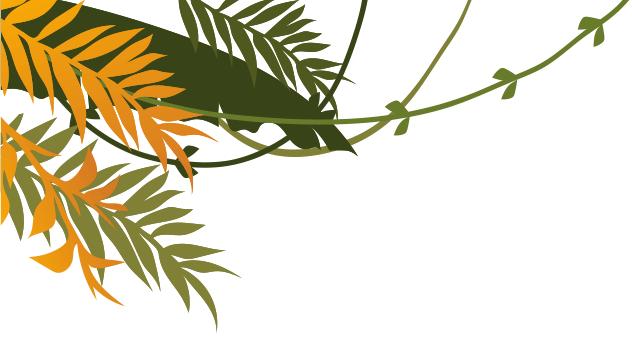 Jungle Leaves 2