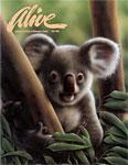 Alive Magazine Cover Fall 1992