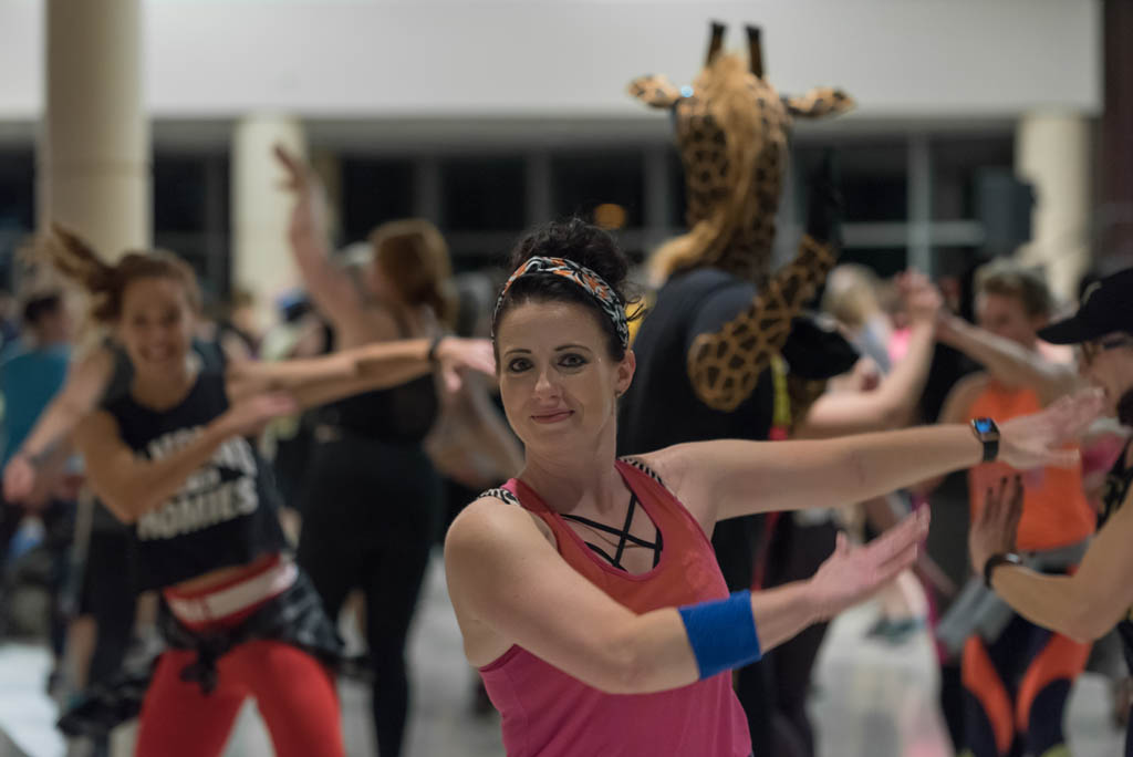 Zumba Fitness Party At The Zoo