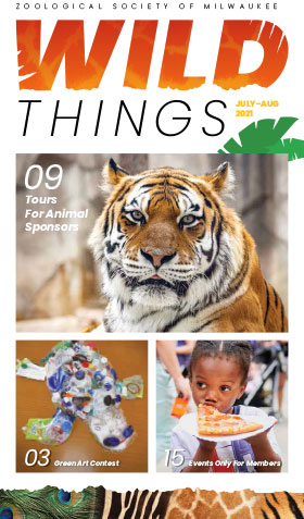 Wild Things: July-August 2021
