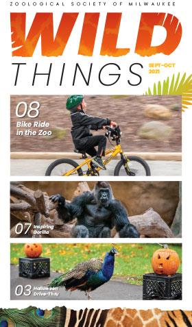 Wild Things: September-October 2021