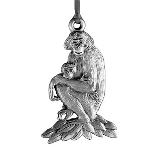 2006 Bonobo Ornament