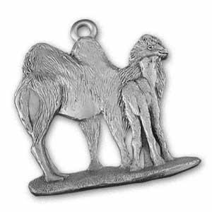 2002 Camel Ornament