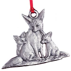2012 Fennec Fox Ornament