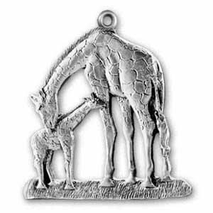 1999 Giraffe Ornament