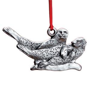 2014 Harbor Seal Ornament