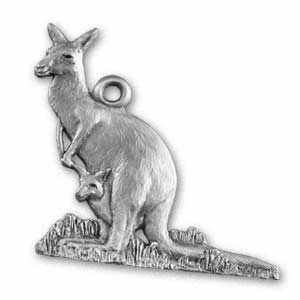2003 Kangaroo Ornament