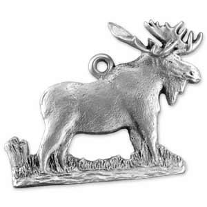 2004 Moose Ornament