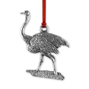 2019 Ostrich Ornament
