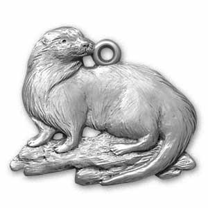 1998 Otter Ornament
