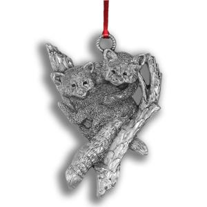 2018 Red Panda Ornament