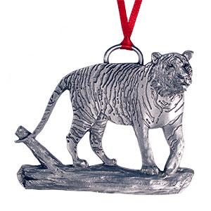 2016 Tiger Ornament