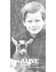 Alive Magazine: Fall 1984