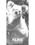 Alive Magazine: Fall 1985