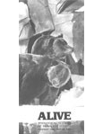 Alive Magazine: Winter 1985