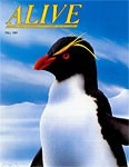 Alive Magazine: Fall 1991
