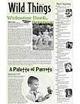Wild Things Newsletter: June 2009