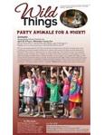 Wild Things Newsletter: February 2010