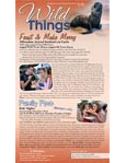 Wild Things Newsletter: July 2010