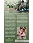 Wild Things Newsletter: May 2010