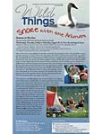 Wild Things Newsletter: April 2011