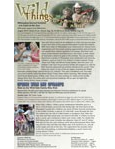 Wild Things Newsletter: July 2011