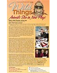 Wild Things Newsletter: May 2011