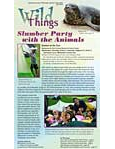Wild Things Newsletter: April 2012