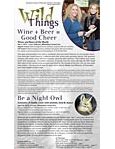Wild Things Newsletter: January 2012