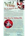 Wild Things Newsletter: November 2012