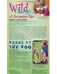 Wild Things Newsletter: April 2013