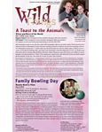 Wild Things Newsletter: January 2013