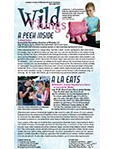 Wild Things Newsletter: July 2015