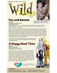 Wild Things Newsletter: April 2017