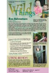 Wild Things Newsletter: July 2017