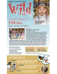 Wild Things Newsletter: April 2018